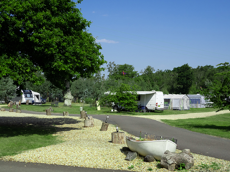 Touring and camping